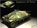 "Jagdpanzer 38 ""Hetzer"" Rear View"