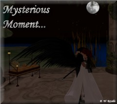 Mysterious Moment