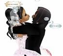 wed kiss