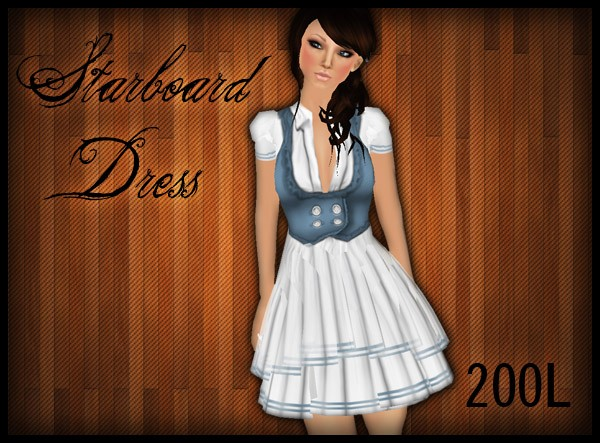 starboard dress2