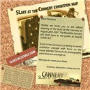 SLart at the Cannery: invitation