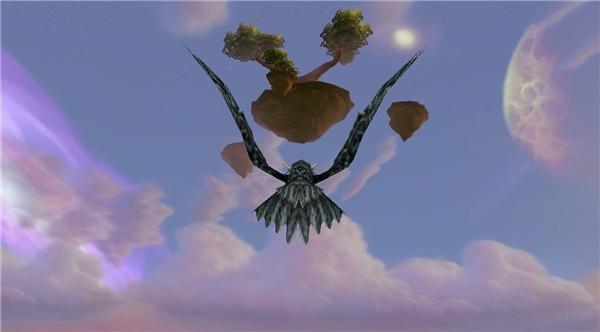 Stormcrow druid form