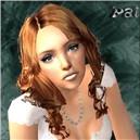 Pat's portrait