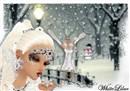 Snow Angel Lilac