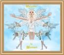 Heaven baby framed