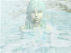 Emeralda the Mermaid?