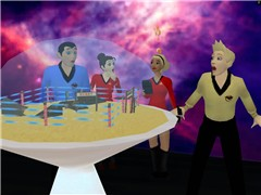 Tiki Trek credits background 2