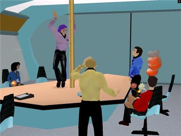 Tiki Trek credits background 3