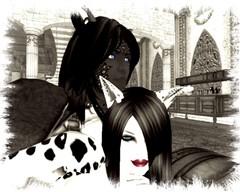 Morgana and Tiberius 1