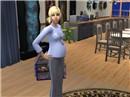 Zoe Carter pregnant again (1)