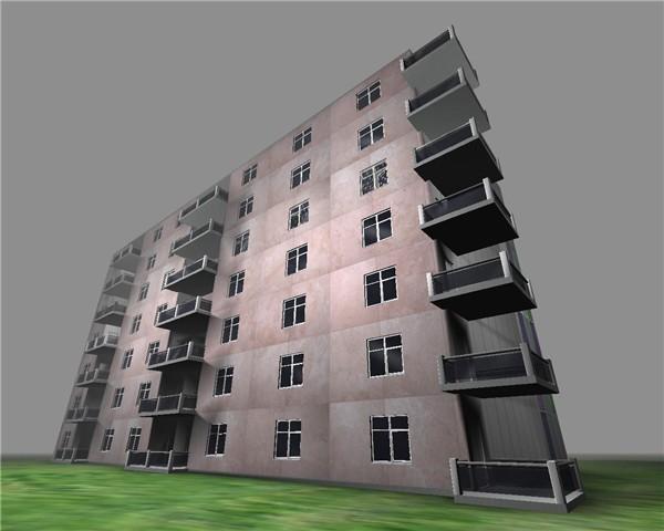 Apartment Outside3