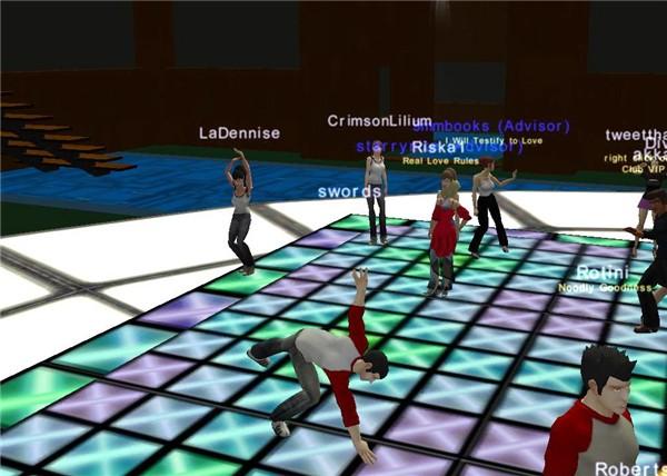 Dance Party 3D in Kaneva