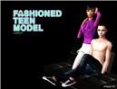 Fashioned Teen Model {Contest}