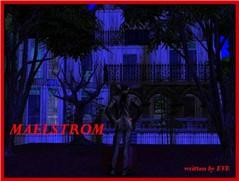 Maelstrom  (cover art)