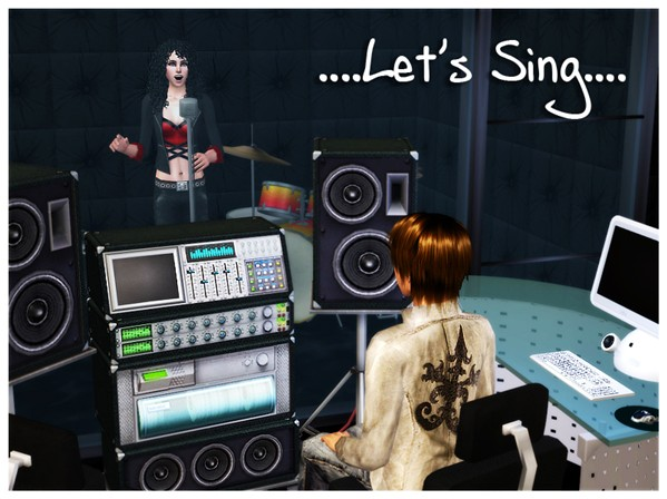 Let's Sing....
