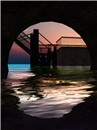 Windlighted Cannery Bridge - Framing Rule