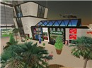 Coffeeshop Headshop Netherlands (Second Life)