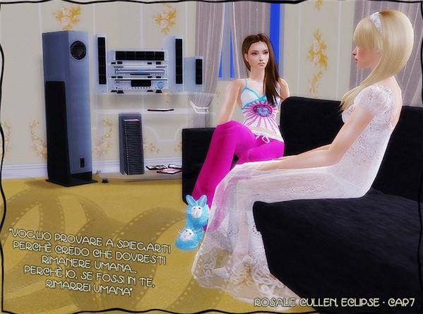 Bella Swan & Rosalie Cullen