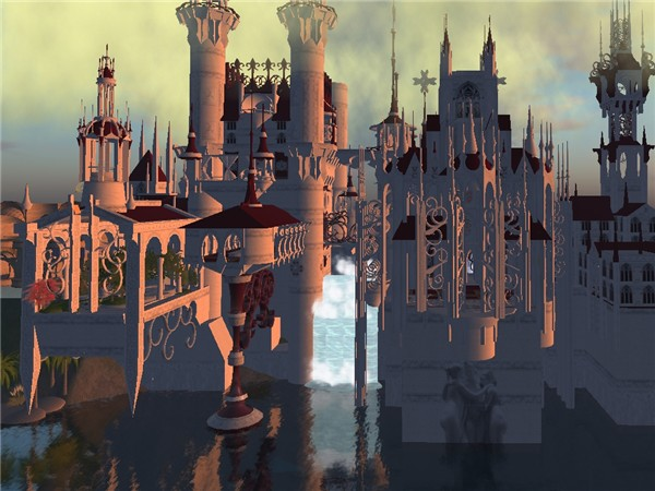 Castle screenshot - Gunter Gustav