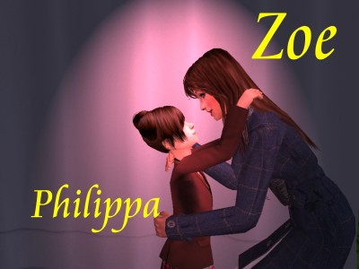 Philppa And Zoe