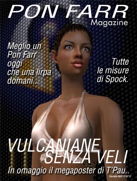 Pon Farr Magazine