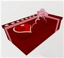 The Venkabeau VALENTINE Gift Box - RP#12 - GC Designs side