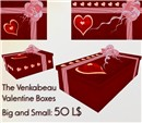 The Venkabeau VALENTINE Gift Boxes - RP#12 and RP#13 - GC Designs