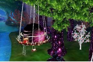 my magical forest in imvu