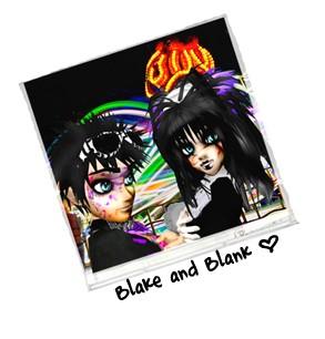 blank and blake