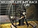 Rat... euh... Cat Race Second Life