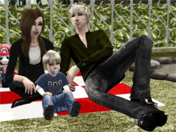 Ash & Harb with Son