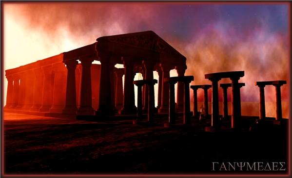 Parthenon @ Mount Olympus