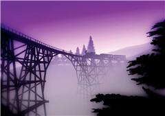 depth morning bridge