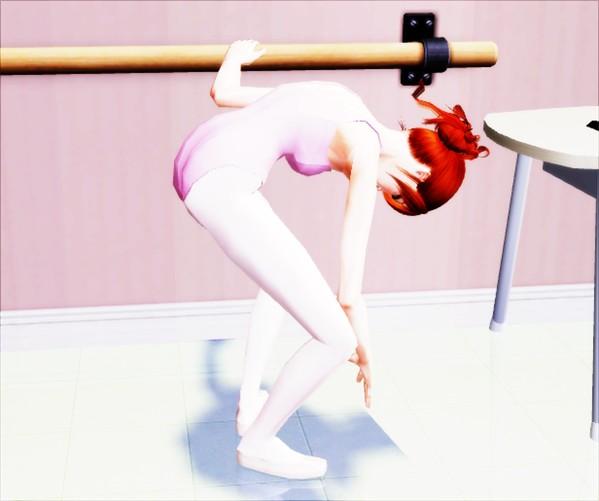 Ballerina Game Over..
