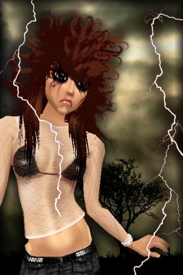 Lightning stike