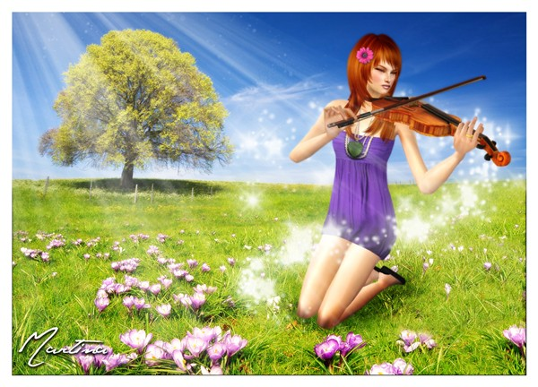 Hymn To The Spring
