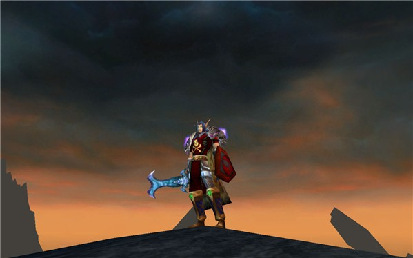 world of warcraft blood elf paladin wallpaper. Lvl 70 Blood Elf Paladin