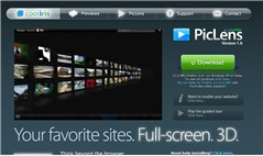 Piclens! Install and Use it!