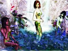 Fay Spell. Midnight Spring's Dream