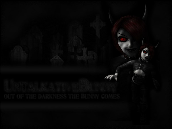 UntalkativeBunny: Out of the Darkness