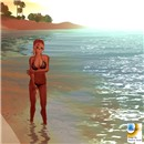 sunset beach_056