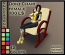 Donz Chair Female