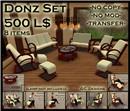 Donz Set