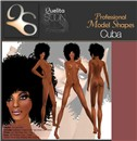 QS Professional Model Shapes - Cuba