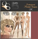 QS Professional Model Shapes - UK