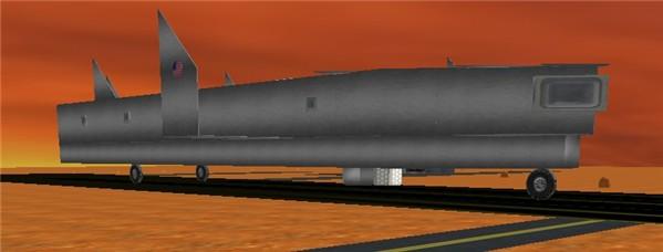 Astro Shuttle 1