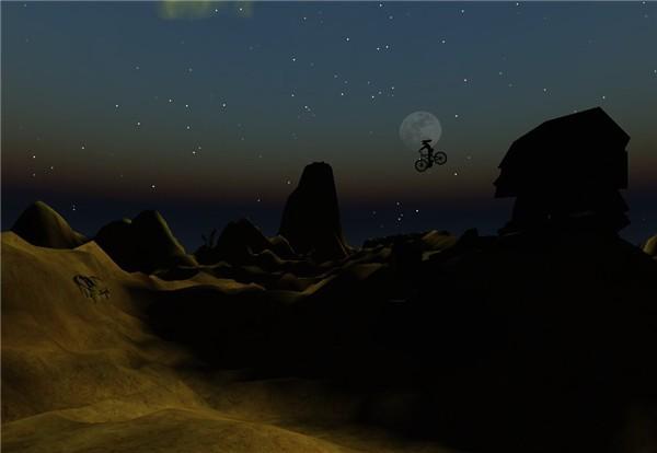 """Moab twilight drop"""