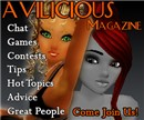 AviLicious Magazine Banner