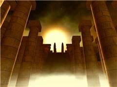 Ancient Moonrise
