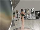 Posing in Starlet Skin ~ by Simone! - Ambergris Baphomet